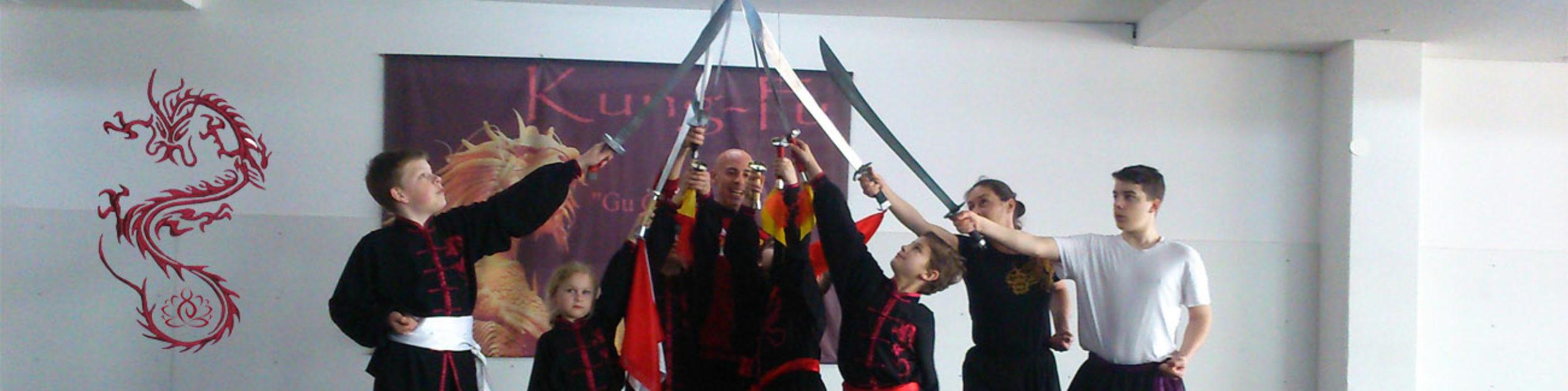 Dragon & Lotus – Kung fu School -Venlo