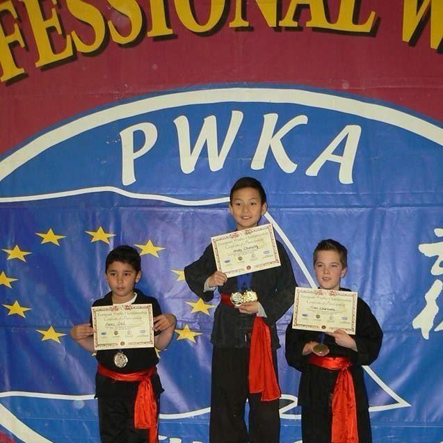 Dragon & Lotus Kung Fu school